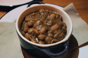 Miss P's Barbeque - authentic bbq beans