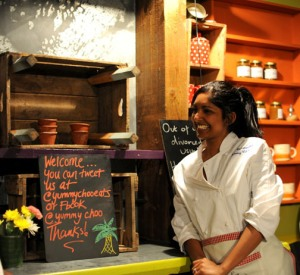 Taste Mauritius founder and chef Selina
